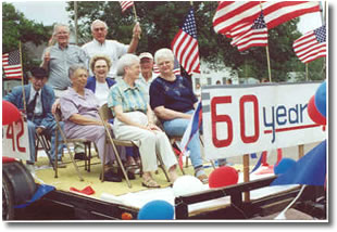 Nettie Davenport Day Parade